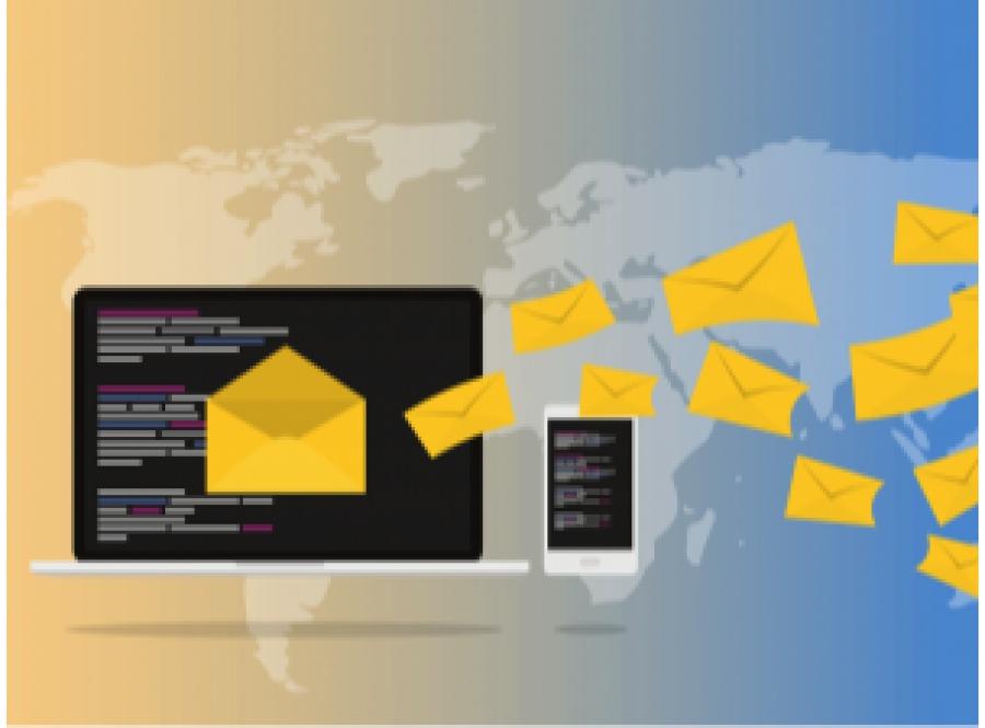 Cấu hình và gửi email